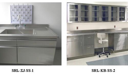 实验室家具不锈钢实验桌SR7003