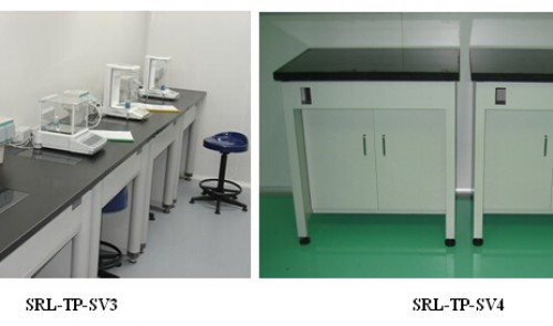 实验室家具-天平桌SR3004