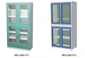 实验室家具-器皿柜(钢制结构)