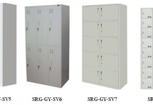 实验室家具-更衣柜