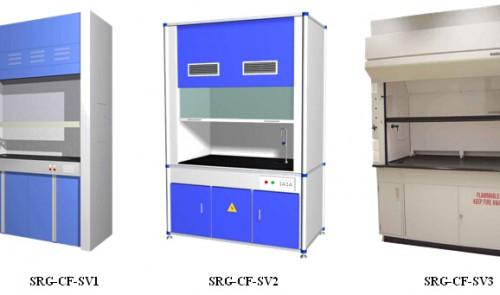 实验室全钢通风柜SRG-CF-SV