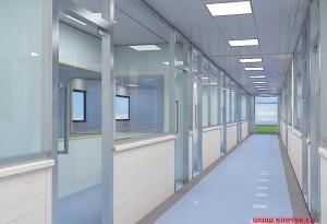 实验室装修-实验室门窗建筑注意事项