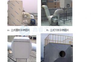 有机废气废水吸附处理装置—实验室废气废水处理