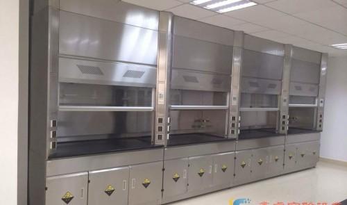 实验室家具不锈钢通风柜SR3001