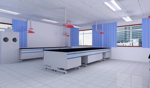 常规实验室装修设计SR1009