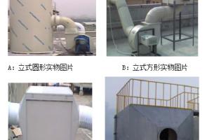 有机废气废水吸附处理装置SR4006