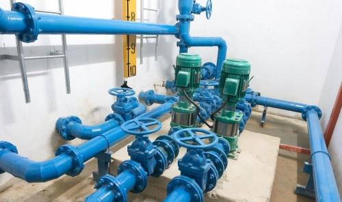 实验室排水系统施工SR1013