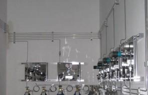 实验室供气系统优点,上海鑫睿实验室供气系统定制服务SR6002