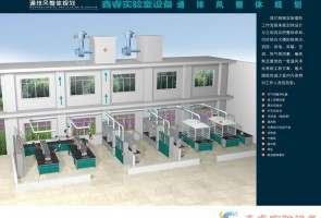 实验室通风系统七点设计要求。