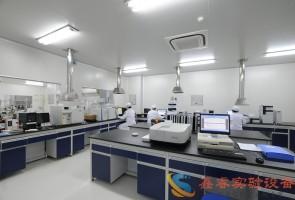 生物实验室装修布局设计及说明