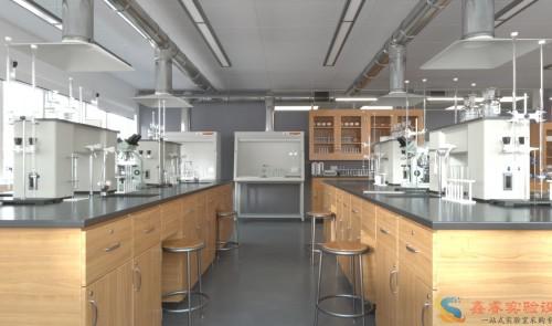 学校实验室装修分析案例SR7022