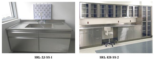 实验室设备系统-不锈钢实验桌