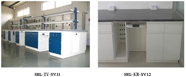 实验桌台面,柜体,背板,轨道等说明SR7004