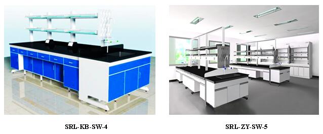 实验室家具-钢木实验桌SR3002