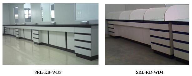 实验室家具-全木实验桌SR3003
