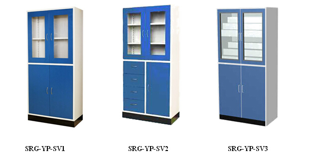 实验室家具-药品柜/试剂柜(全钢)SRG-YP-SV