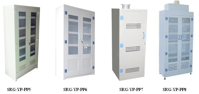 实验室家具-药品柜/试剂柜(PP)
