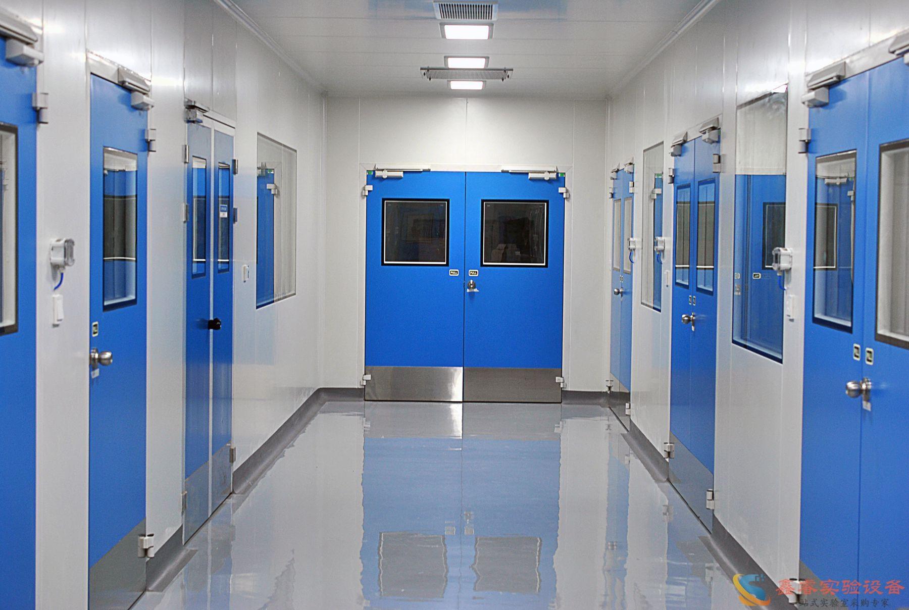 实验室洁净系统介绍SR1005