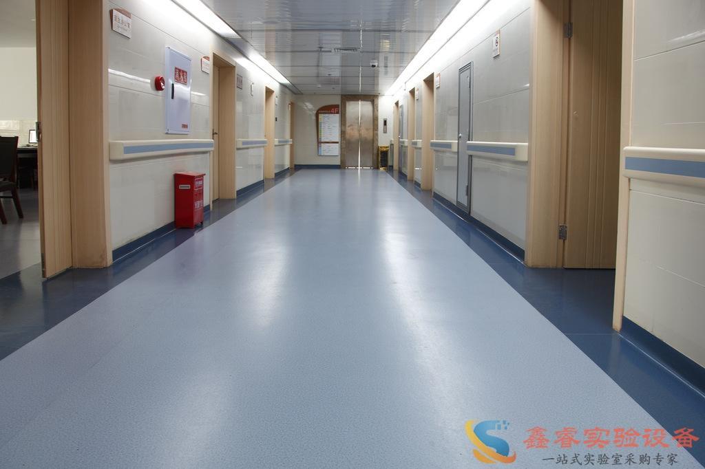 实验室地面工程pvc塑胶地板SR1006