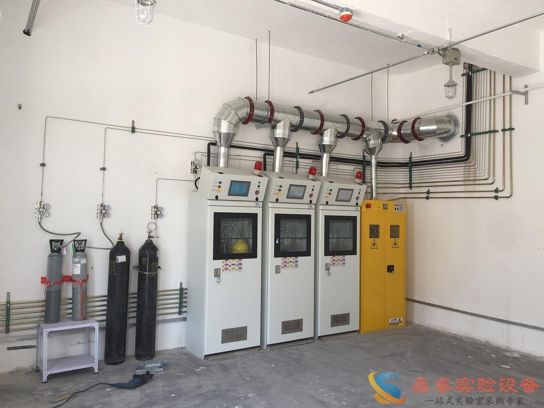 实验室集中供气系统工程说明SR4004