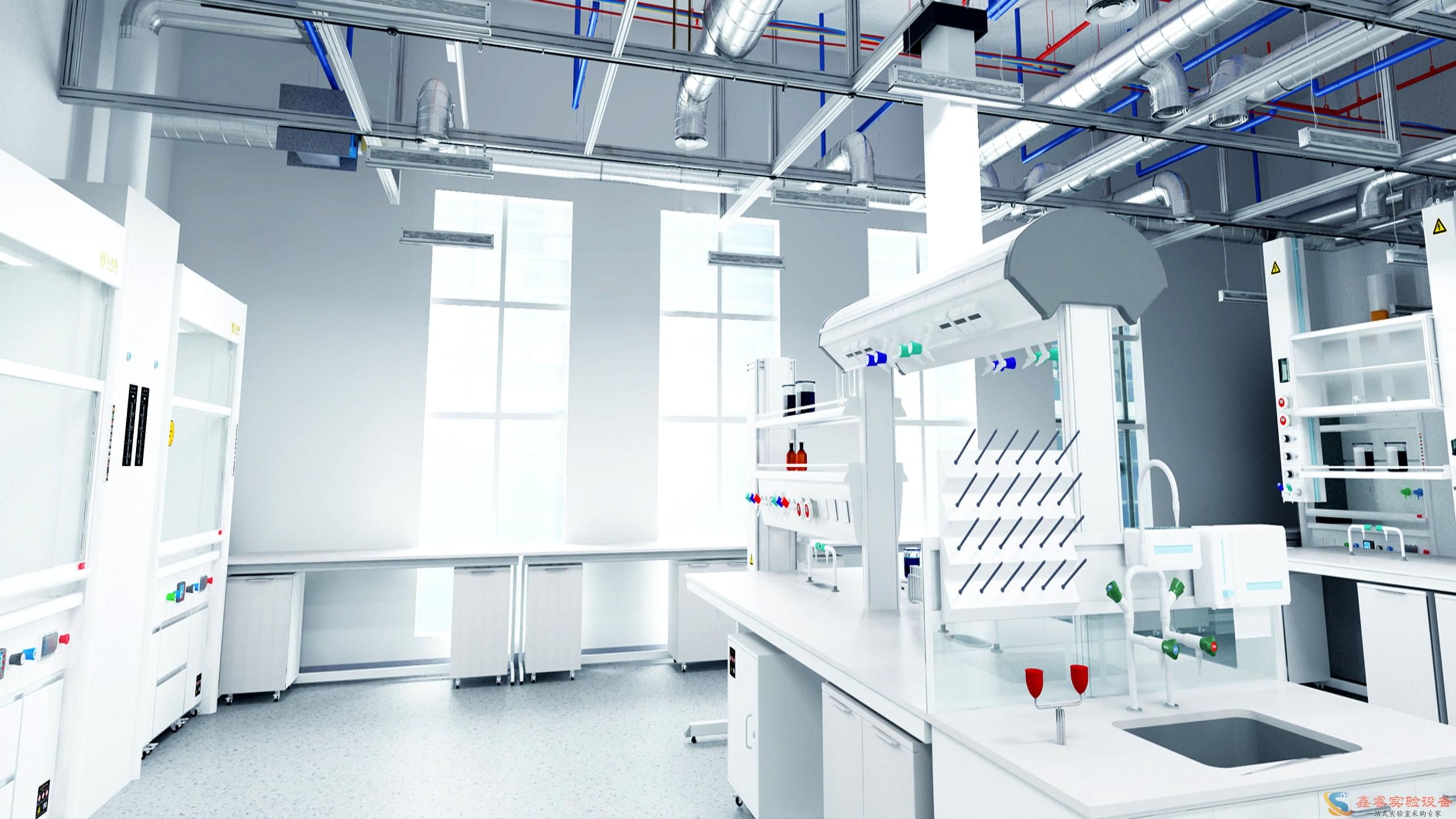 上海鑫睿关于实验室暖通系统相关介绍SR2001