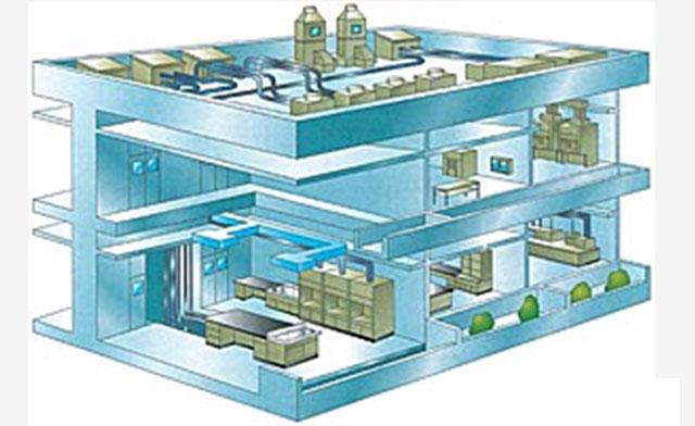 实验室装修水电流程