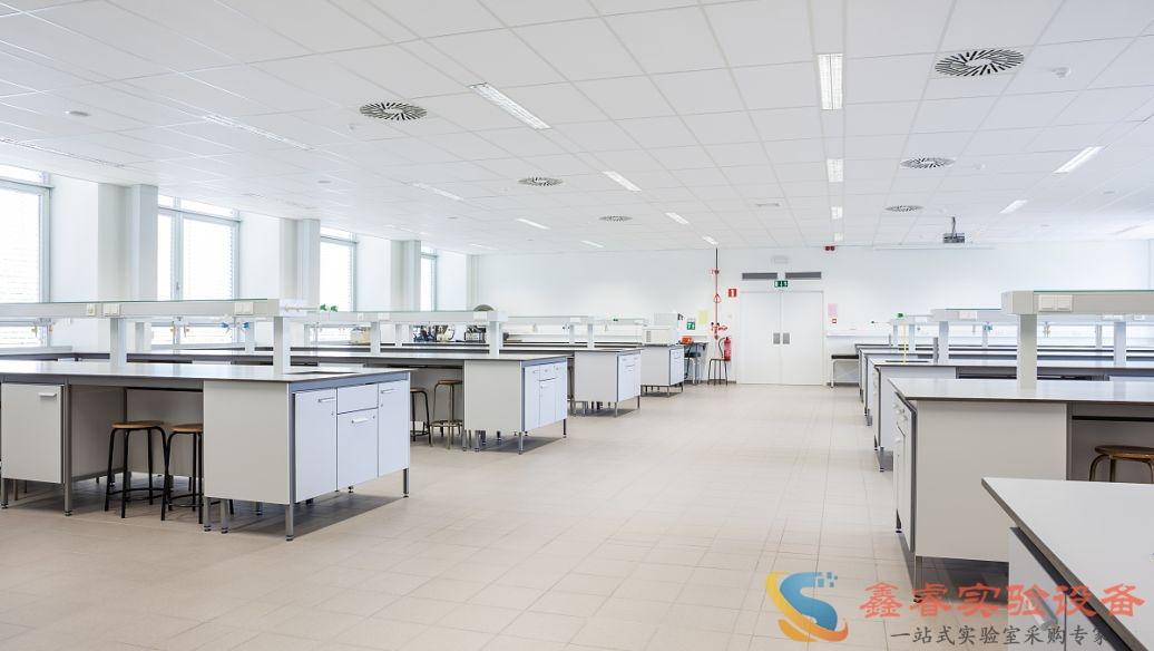 实验室装修设计中实验台的选择及设计