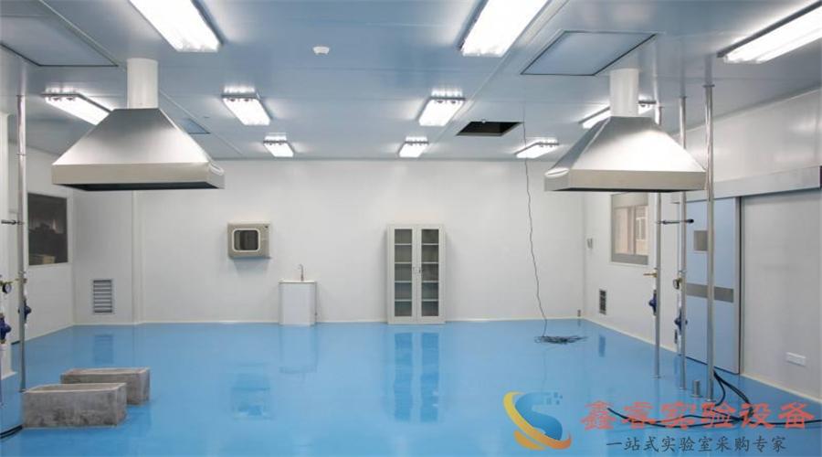 检测实验室需要配备哪些实验室家具和仪器